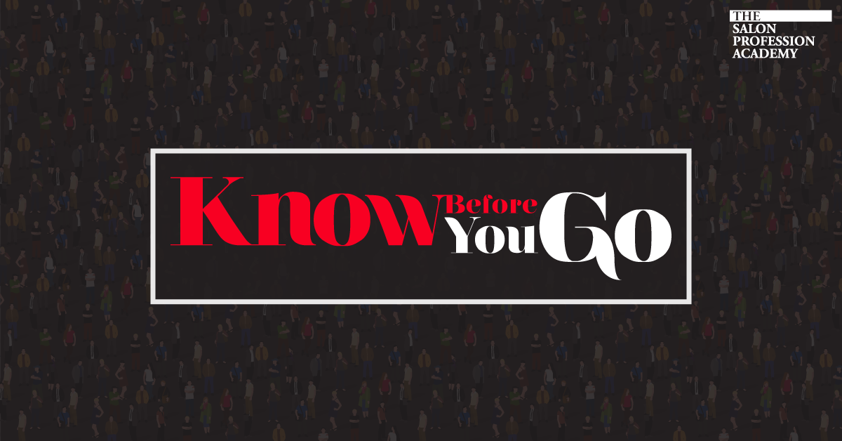 TSPA Huntsville - Know Before You Go Graphic